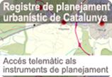 Registre de planejament urbanístic de Catalunya