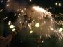 Festa major (del 23 de juny al 5 juliol): Flama del canigó i encesa de la foguera