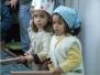 El tió a l'escola (21 de desembre de 2006)