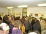 Exposició de manualitats i puntes de coixi Sant Sebastia 2006