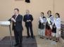 Inauguració de la font amb Josep Carreras