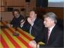 Presentació de la nova escola (24 de gener de 2007)