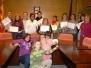Lliurament premis concurs pessebres i arbres (14 de gener de 2010)