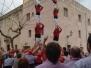 Exhibició castellera (9 de maig de 2010)