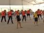 Festa major: Masterclass d'aeròbic (26 de juny de 2011)