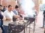 Sant Sebastià 2016: esmorzar i parc infantil