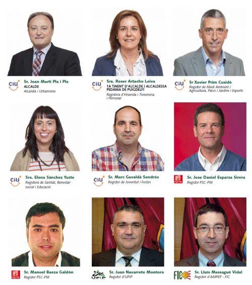 Regidors-2015-2019